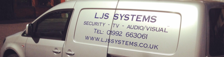 LJS Systems cctv hertfordshire