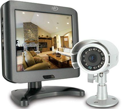 cctv watford by LJS Systems to keep your home safe