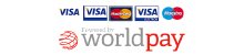 worldpay card logos