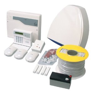 alarm systems hertfordshire by LJS Systems