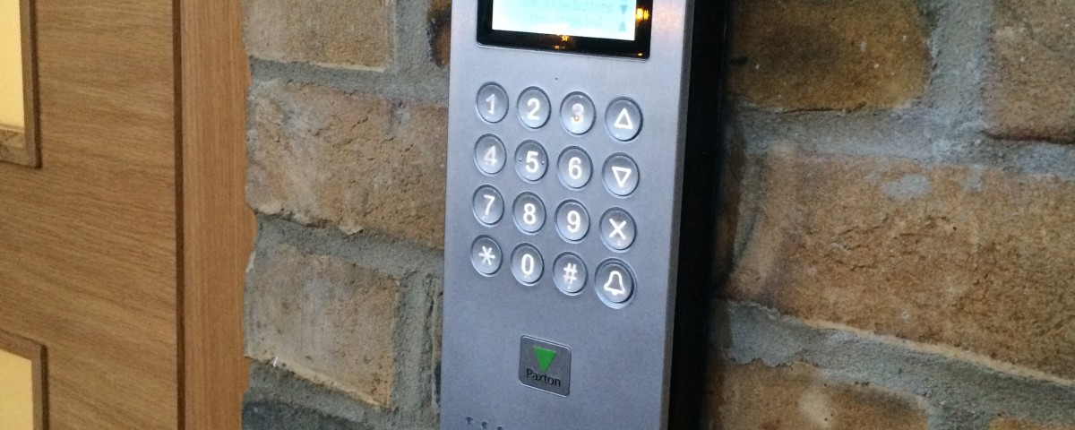 access control hertfordshire key access