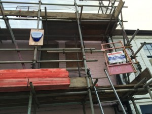 LJS scaffold alarms hertfordshire