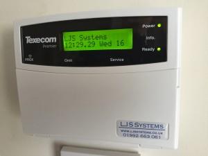 alarm systems hertfordshire LJS Systems Texecom