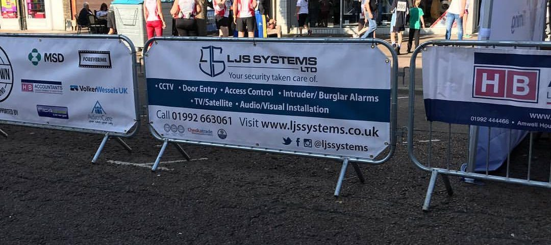 give your town the run around charity ljs systems